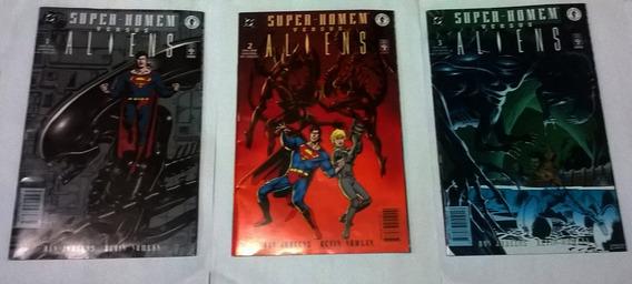 Super-homem Vs. Aliens E Super-homem Vs. Apocalypse