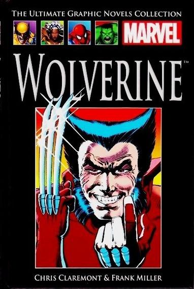 Graphic Novel Eu, Wolverine - Salvat Marvel