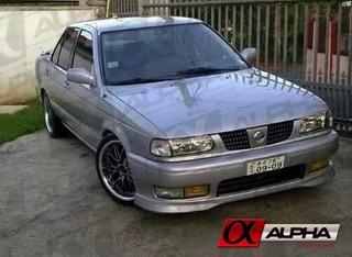 Lip Delantero Solo Facia Golden Tsuru B13 Nissan Poliuretano