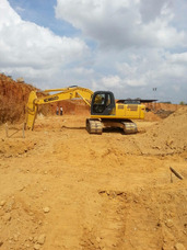 Alquiler Excavadora Hidraulica (jumbo)