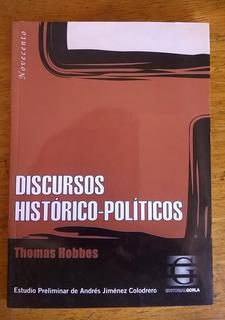 Thomas Hobbes - Discursos Historicos Politicos
