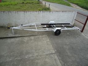 Reboque Para Barco De Alumínio 6 Metros