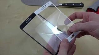 Vidrio Pantalla Gorilla Glass Galaxy S2 S3 S4 Mini Note 3 S5