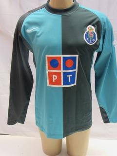 Camisa De Futebol De Goleiro Do Fc Porto - #1 Helton - U