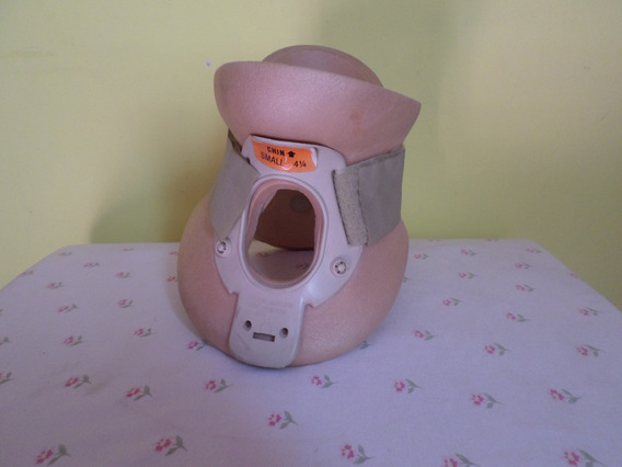 Collarin Cervical Rigido Small 4 1/4 Back Lesión Cervicales