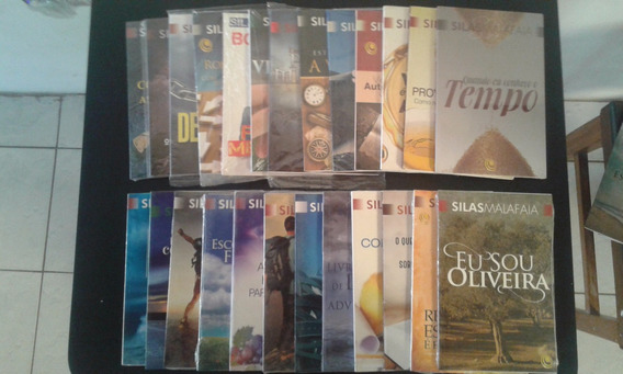 Livros Evangélicos Silas Malafaia - Frete Gratis