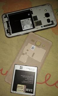 Celular J5 Novinho Apenas Com O Display Queimado...