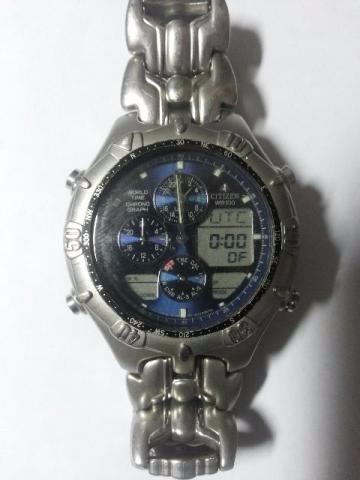 Relógio Citizen Chronograph Original