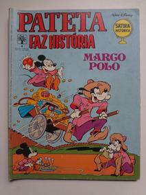 Gibi Pateta Faz História Interpretando Marco Polo Nº 4