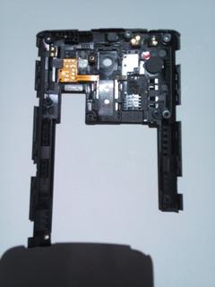 Traseira Original Com Botão De Volume Power Lg G3 D855p