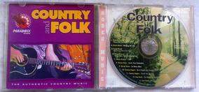 Cd Country And Folk Internacional Frete Grátis