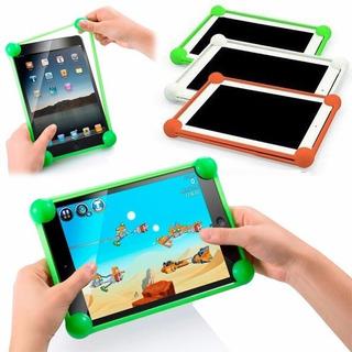Funda Silicona Tablet 7 Pulgadas Bumper Anti Golpes Protecto