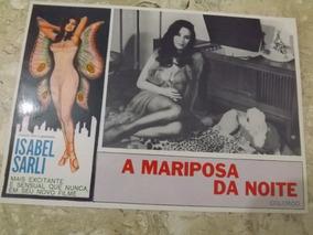 Cartaz/poster Filme: A Mariposa Da Noite #2505