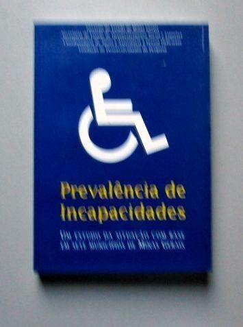 Prevalência De Incapacidades - Minas Gerais