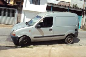 Kangoo 1.6 8v 03 Sucata P/ Peças Motor Cambio Porta Farol