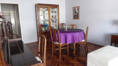 Apartamento Equipado A Pasos De La Rambla, Vista Al Mar