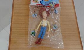 Brinquedo Infantil Boneco Toy Story Disney De Floc Infantil