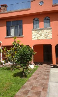 Casa Sola En Santa María Ozumbilla ,cuahuhtémoc