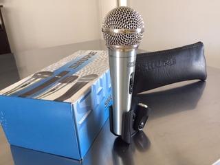Vendo Microfono Shure Mod.12am