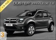 Renault Duster Privilege 4x2 2.0 16v (cd)