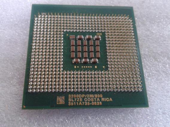 Sl7ze Processador Intel 3,2/2m/800