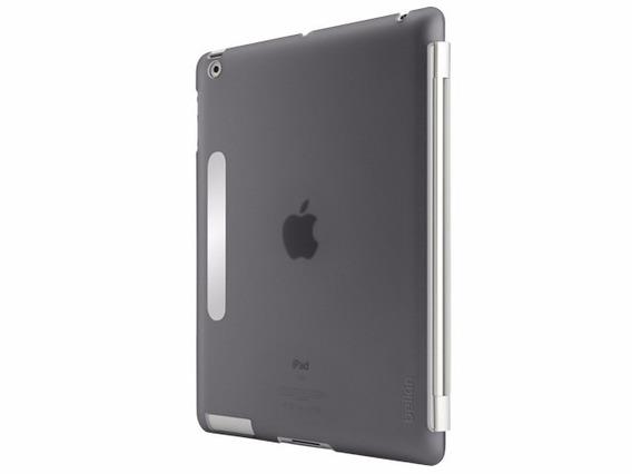 Capa Belkin Para iPad 2, 3 E 4 Cinza Magnética
