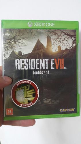 Xbox One Fisico Resident Evil 7 Llego Nuevo Sellado