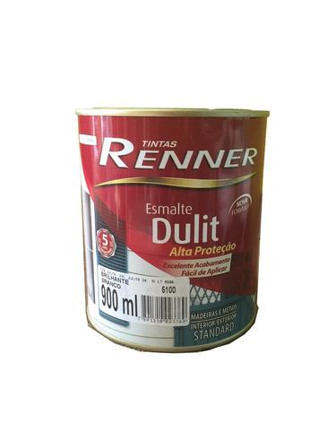 Esmalte Sintético Dulit Renner Bri 0,9 L Amarillo Puntocolor