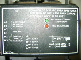 Comando De Disparo P/ Tiristores (lote 225)