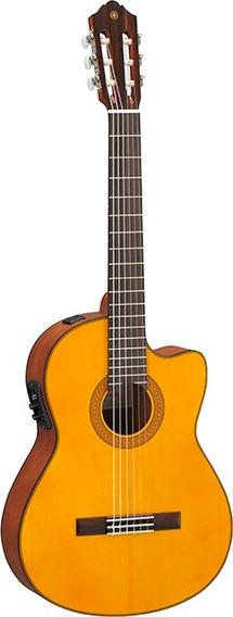 Guitarra Electroacústica Yamaha Cgx122mcc Cgx122 Nueva Gtia