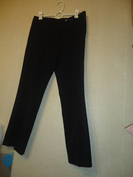 Pantalon Graciela Campomar Color Negro Talle 40