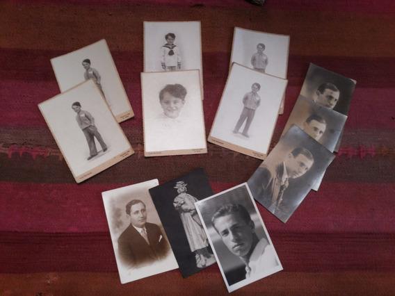 Antiguas Postales Año 1940 Luis Richelme La Roca Vintage
