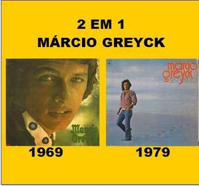 Cd Márcio Greyck - 2 Em 1 - 1969 & 1979