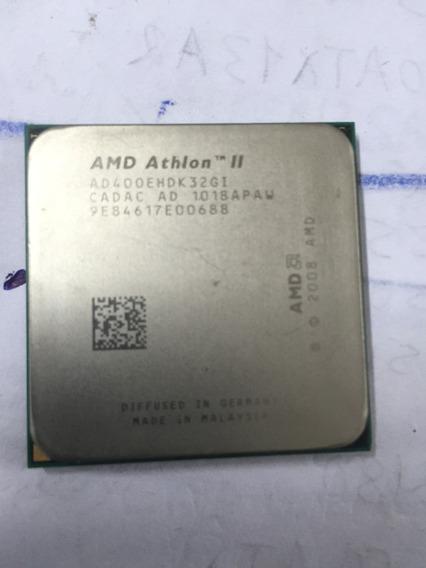 Processador Amd Athlon Ii Ad400ehdk32gi Data 2008
