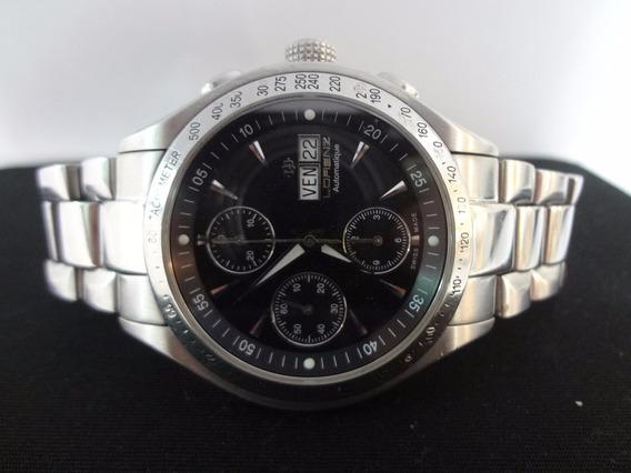 Relógio Lorenz Cronógrafo Automático Rz26115bb