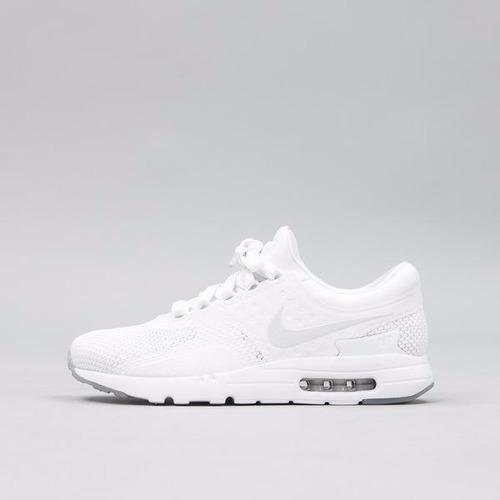 precio favorable 2019 auténtico gran venta Tenis Nike Air Max Zero Qs Blanco 2016