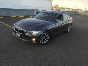 Bmw Serie 3 2012 Navi Gps Piel Quemacocos Twin Turbo Led