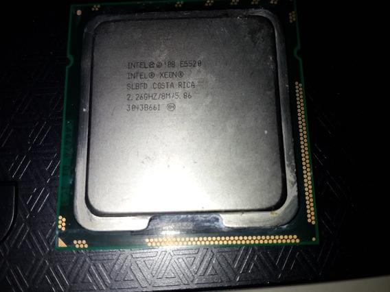 Procesador Intel Xeon E5520