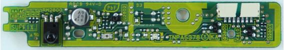 Placa Do Sensor Panasonic Tc-l42e30b, Tc-l32c5b / Tnpa5378
