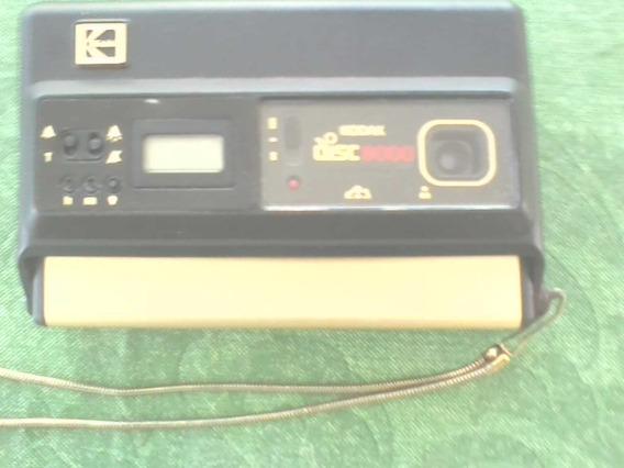 Antiga E Raríssima Câmera Kodak Disc 8000
