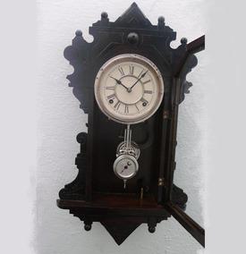 Relógio Parede Waterbury Trinidad Raro, Especial Funcionando