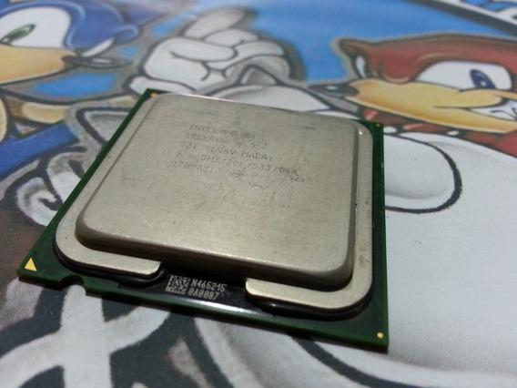 Celeron D 2.66 Processador 775 Intel Cpu