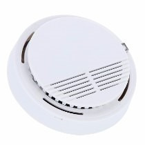 5 X Detector De Fumaça Alarme Visual E Sonoro