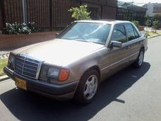 Mercedes Benz Clase E 1992 E300 At 3000 Cc Aa