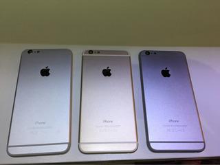 Chassis Aro Carcaça Tampa Traseira Para iPhone 6 Plus 5.5