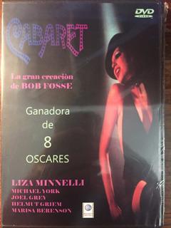 Dvd Cabaret / De Bob Fosse / Liza Minnelli