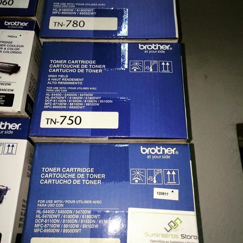 Nuevo Toner Brother  Hl-6180dw   Originales