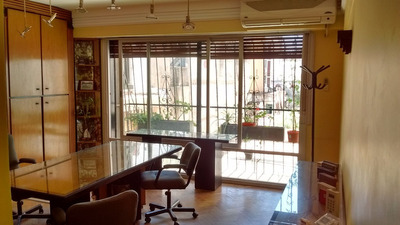 Oficina Callao 200 Seguridad Puerta Blindada Parquet 2 Baños
