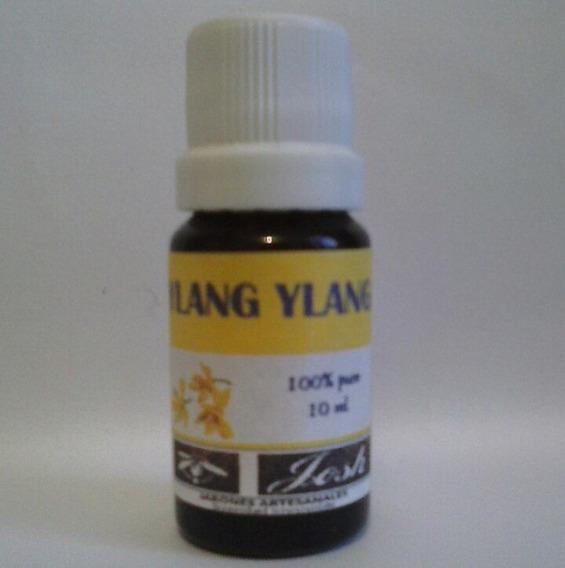 Aceite Esencial De Yang-yang 10 Ml.