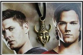 Colar Amuleto Dean Winchester Supernatural